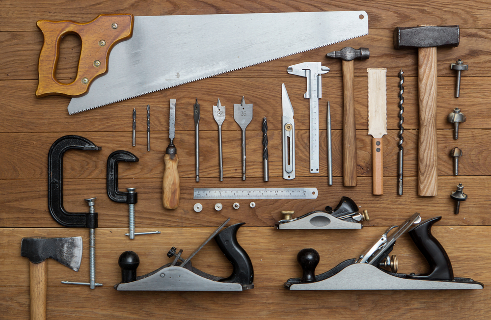 Taking Care of Your Woodworking Tools