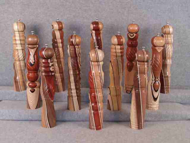 5 Basic Woodturning Projects for You to Try at Home
