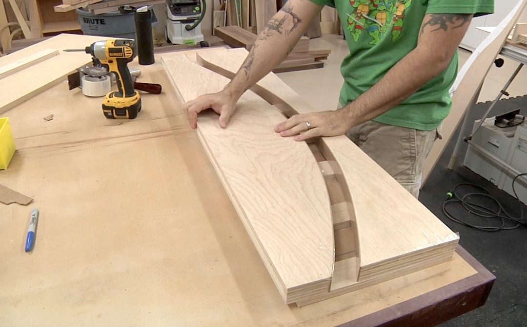 Breaking Down the Different Techniques for Bending Wood
