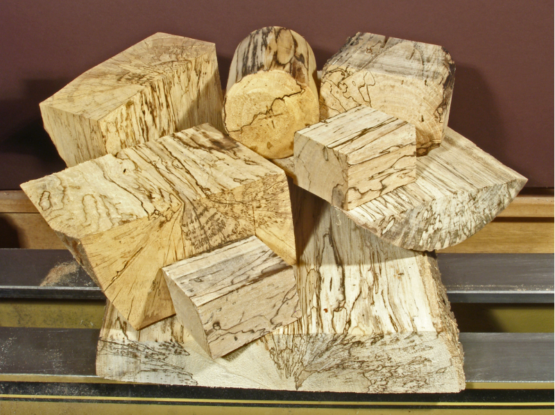 What Is the Big Deal with Spalted Wood?