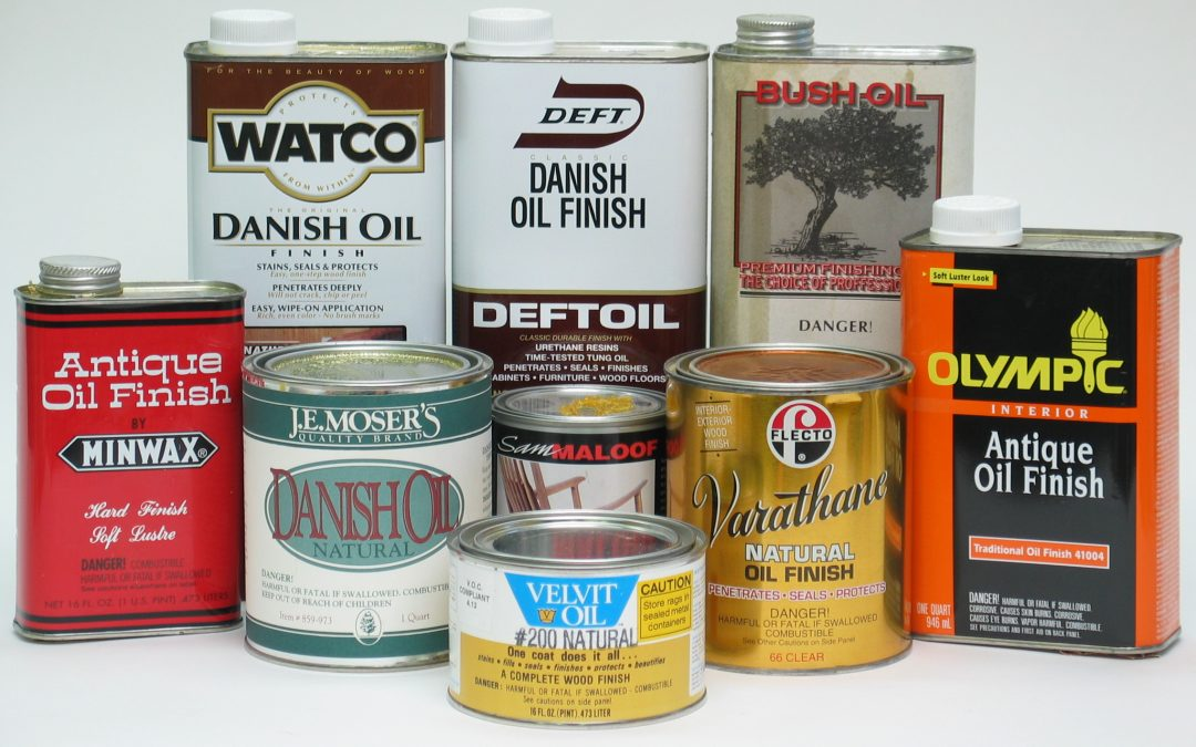 Watco and 3 Other Danish Oil Brands You Can Use to Get That Gorgeous Work Piece Finish