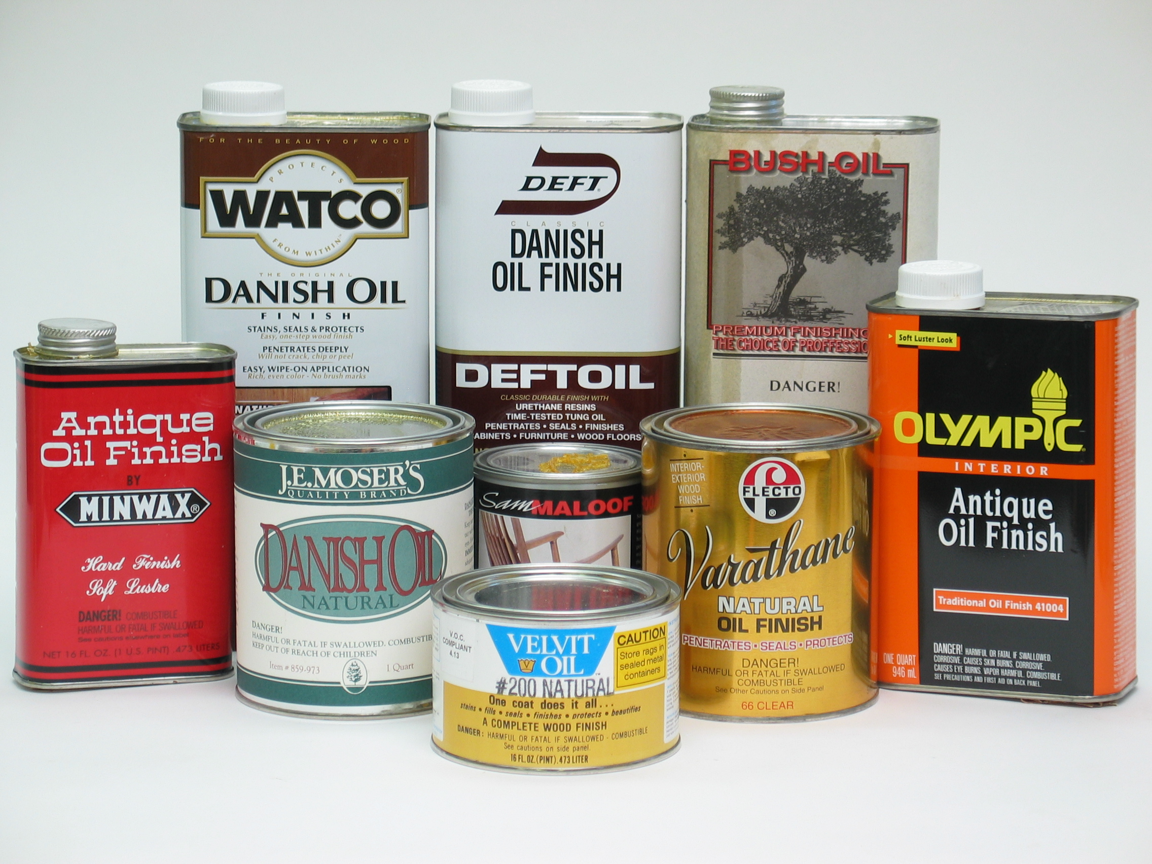 Watco and 3 Other Danish Oil Brands You Can Use to Get That Gorgeous