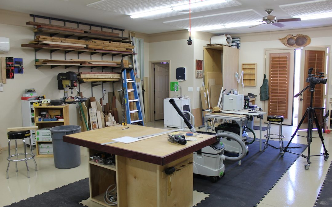 Wood Shop Layout Tips for Any Woodworker