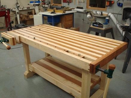 Workbench Plans That Are Available Online