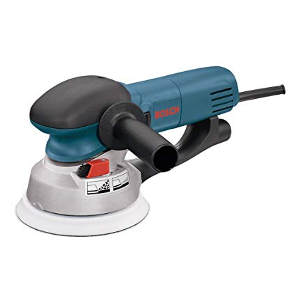 Bosch 6.5 Amp Corded 6 in. Variable Speed Dual-Mode Electronic Random Orbital Sander