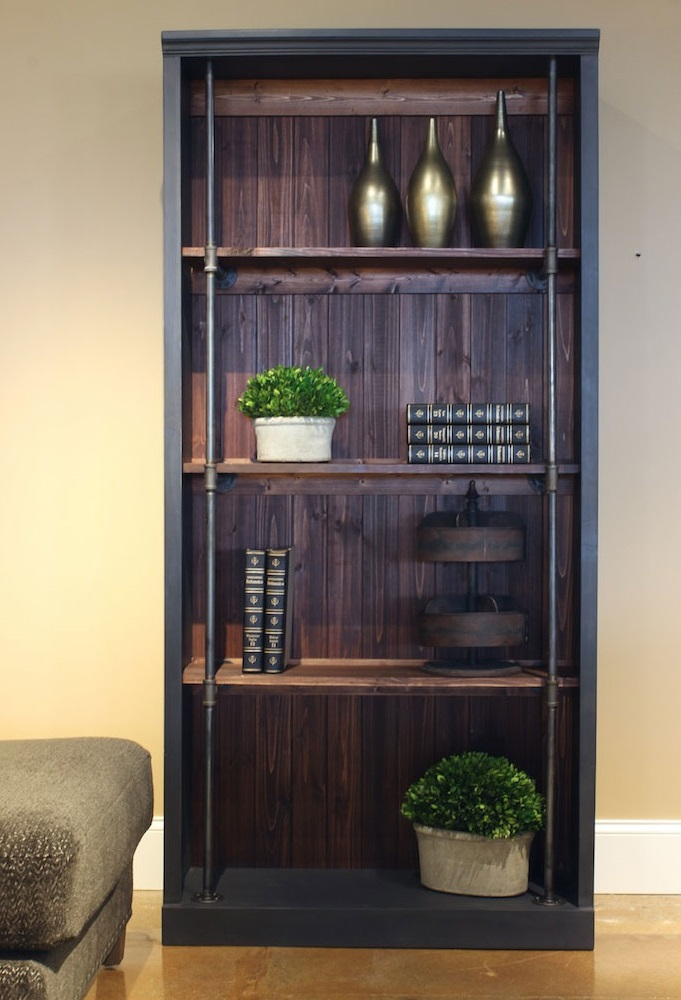 Rogue Engineer Industrial Bookcase